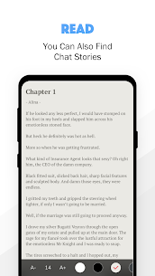 NovelToon – Read and Tell Stories 3