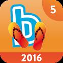 Zomerbingel 2016 leerjaar 5 icon