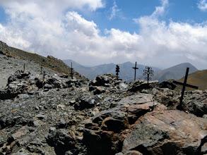 Photo: Col de Nou Creus, 2799m.