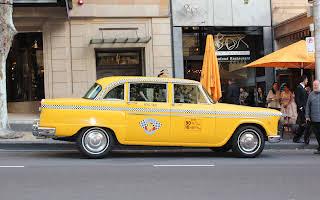 Checker Taxi Checker Marathon Rent Victoria
