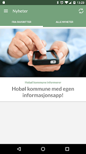 Hobøl kommune- screenshot thumbnail