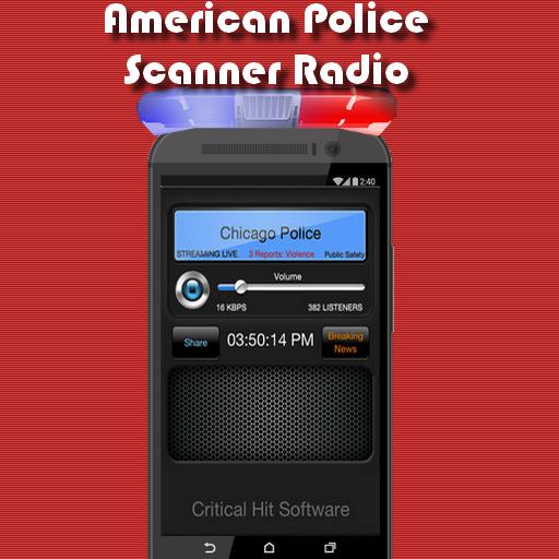 American Police Radio Scanner