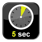 5 Seconds - A Game Icon