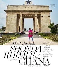 Marie Claire Magazine- screenshot thumbnail