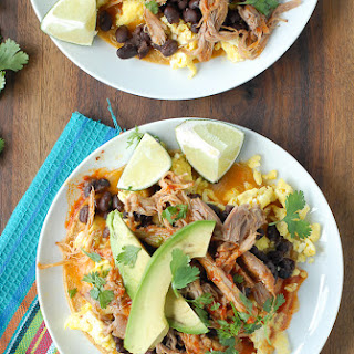 Shredded Pork Breakfast Recipes.