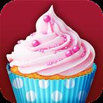 Wedding Cupcake - Bakery Salon Icon