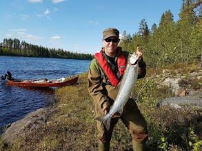 Photo: Lohi 4,8 kg muonionjoki 2016