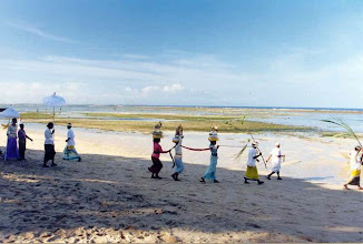 Photo: BALI-Plage du Club Med de Bali