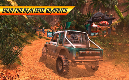 Off road 4X4 Jeep Racing Xtreme 3D 1.1.0 Screenshots 4