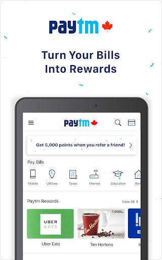Paytm Canada 2.14.1 Screenshots 5