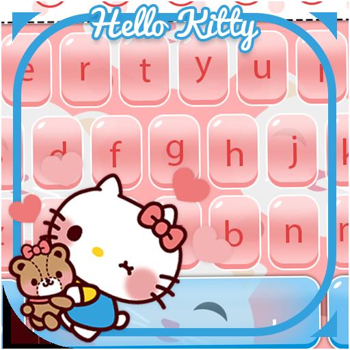 Hello Kitty Keyboard