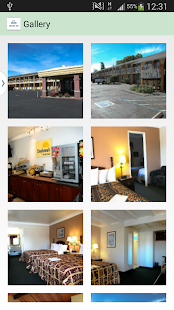 Days Inn Ukiah CA Hotel- screenshot thumbnail