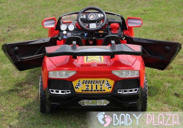 Xe hơi điện cho bé 2117 9