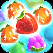 Juice Fruit Pop: Match 3