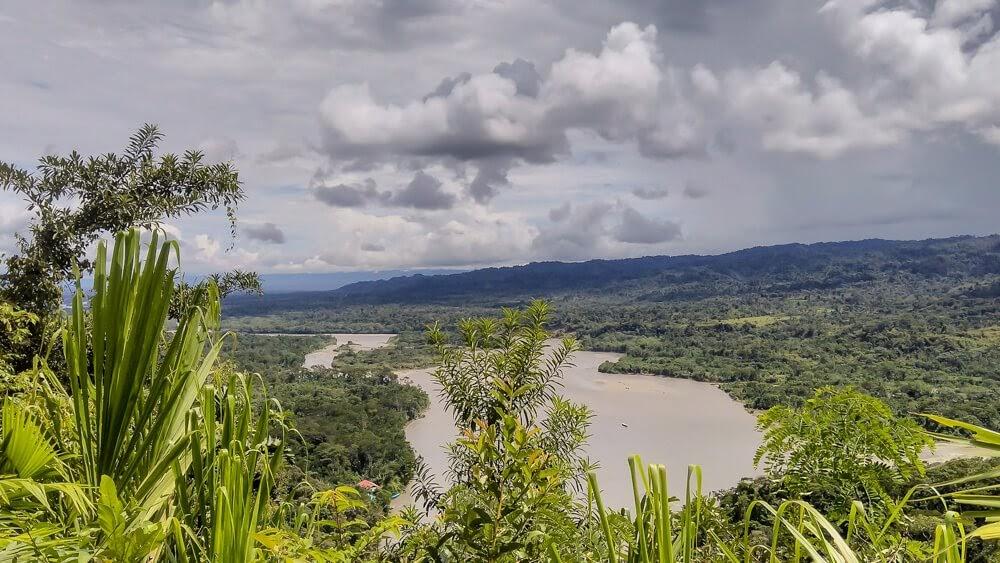 manu river Parque Nacional del Manu