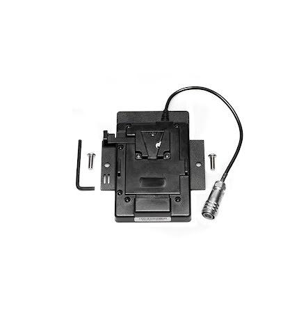 V-Lock battery plate for 802