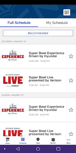 Super Bowl LIII Fan Mobile Pass 1.9 app download 3