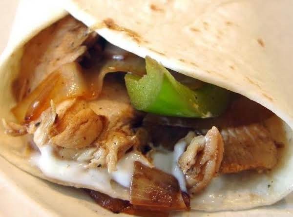 Hollie's Chicken Fajitas Recipe