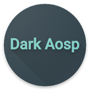 Dark Aosp Theme for LG V30 & LG G6
