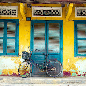 Hoi An, Vietnam by Alister Munro - Transportation Bicycles (  )