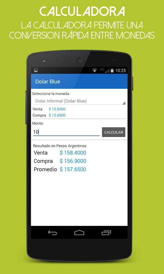 Dollar Blue- screenshot