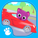 Cute & Tiny Cars - Wash, Fix, Paint icon