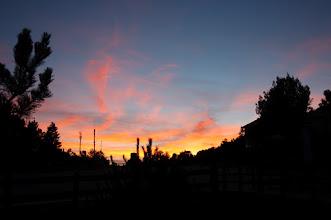 Photo: precioso, la otra tarde antes de echarme a dormir bajo las estrellas en Cotos...