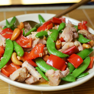 How to Stir-Fry Chicken Recipe