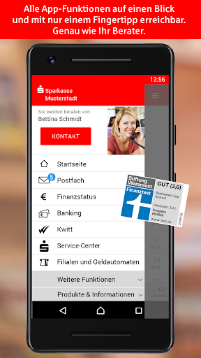 Sparkasse   Ihre mobile Filiale  screenshots 4