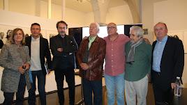 Familiares y amigos acudieron a la presentación del libro en la sede del CAF, el pasado jueves.