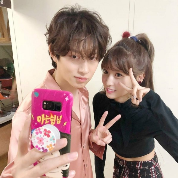 times-twice-momo-and-super-junior-heechul-choose-each-other