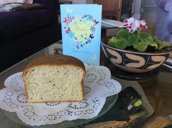 Bread Machine Swedish Bread Recipe