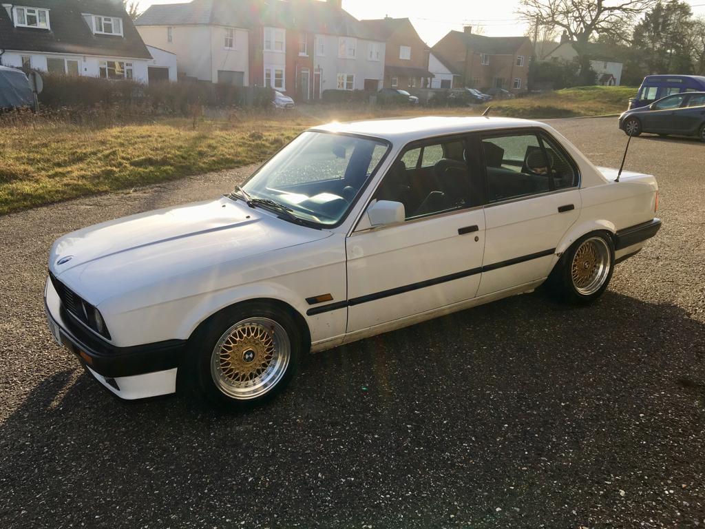 BMW 3 Series Hire Cambridge