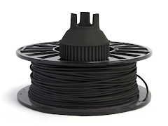 Black PRO Series Nylon Filament - 1.75mm (0.75kg)