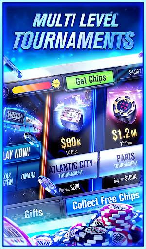 World Series of Poker - Texas Hold'em Poker screenshot 4