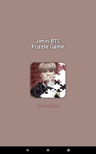 Jimin BTS Game Puzzle And Wallpapers HD 1.3 screenshots 8