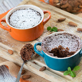 Chocolate Mug Cake ( Vegan)