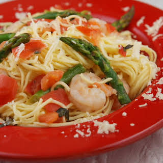 Angel Hair Pasta Tomato Basil Shrimp Recipes.