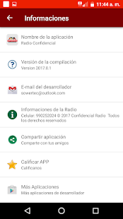 Download Radio Confidencial For PC Windows and Mac apk screenshot 3