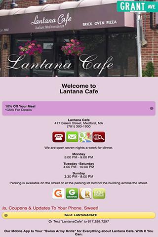 Lantana Cafe