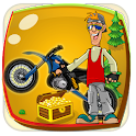 Motocross Rope Tricks & Stunts icon