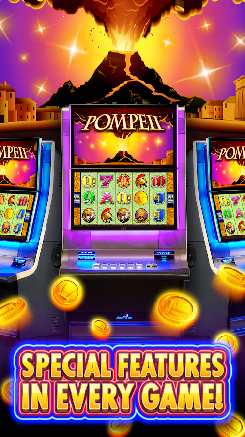 Cashman Casino - Free Vegas Slot Machines- screenshot