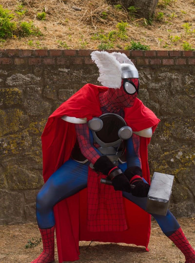 Spiderman... di peraperina