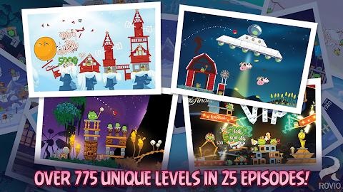 Angry Birds Seasons Screenshot 10