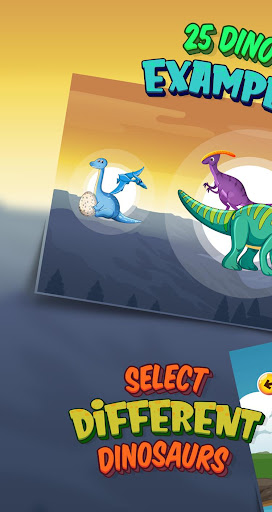 Dinosaur Puzzle Game android2mod screenshots 2