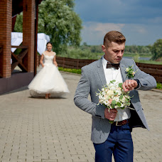 Wedding photographer Pavel Drinevskiy (Drinevski). Photo of 01.10.2018