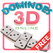 Dominoes 3D Icon