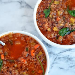 Steamed Vegetable Soup Recipes.