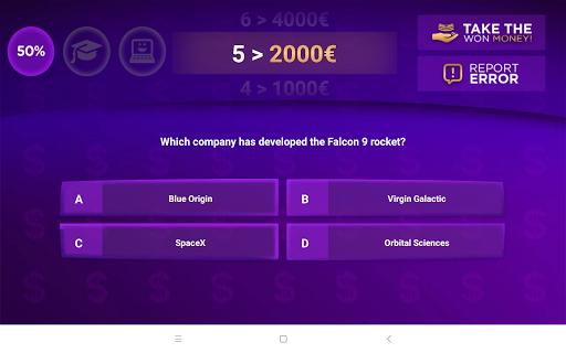Trivia Quiz Get Rich - Fun Questions Game 3.42 screenshots 16