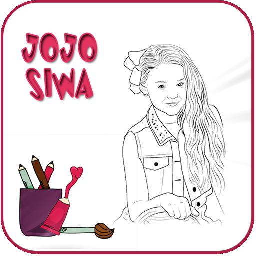 App Insights: Coloring Jojo Siwa Coloring Book Apptopia